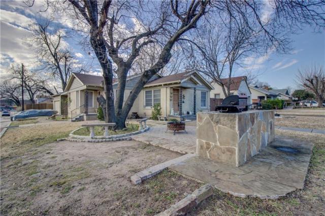 3536 Purington Avenue, Fort Worth, TX 76103 (MLS #13716946) :: Team Hodnett