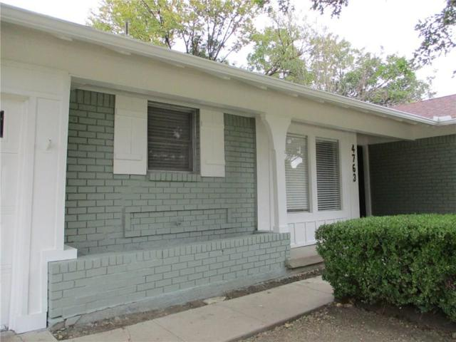 4763 Westcreek Drive, Fort Worth, TX 76133 (MLS #13717011) :: The Mitchell Group