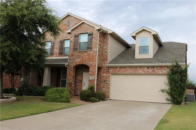 11819 Singing Brook Road, Frisco, TX 75035 (MLS #13717022) :: Pinnacle Realty Team