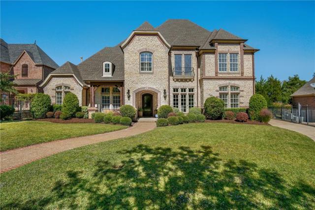 642 Castle Rock Drive, Southlake, TX 76092 (MLS #13717223) :: The Mitchell Group