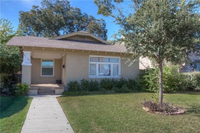 3124 Rogers Avenue, Fort Worth, TX 76109 (MLS #13717243) :: Team Hodnett