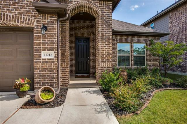 11212 Gibbons Creek Drive, Frisco, TX 75034 (MLS #13717292) :: RE/MAX