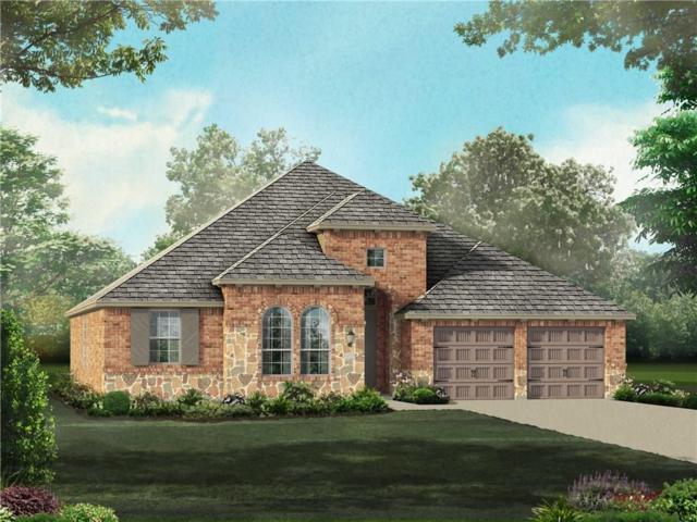 1650 Birdsong Lane, Prosper, TX 75078 (MLS #13717299) :: Team Hodnett