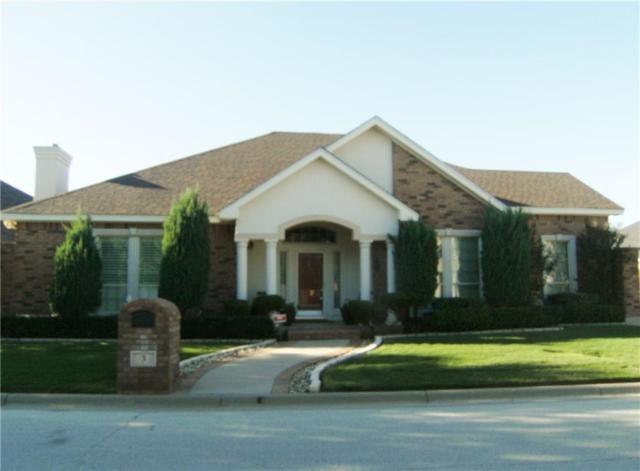 3 Mesa Ridge, Abilene, TX 79606 (MLS #13717300) :: Team Hodnett