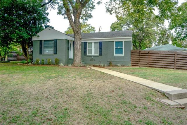 2707 Overcrest Street, Dallas, TX 75211 (MLS #13717331) :: RE/MAX