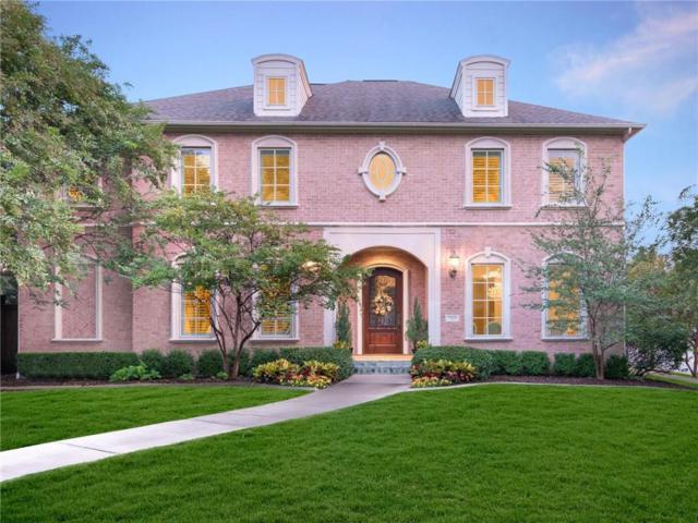 3321 Caruth Boulevard, University Park, TX 75225 (MLS #13717370) :: Robbins Real Estate