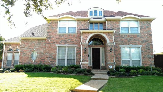 1022 Sir Lancelot Circle, Lewisville, TX 75056 (MLS #13717622) :: The Mitchell Group