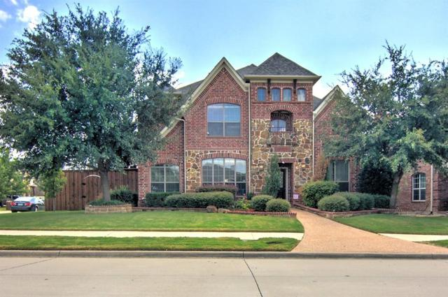 2389 Jaguar Drive, Frisco, TX 75033 (MLS #13717775) :: The Mitchell Group