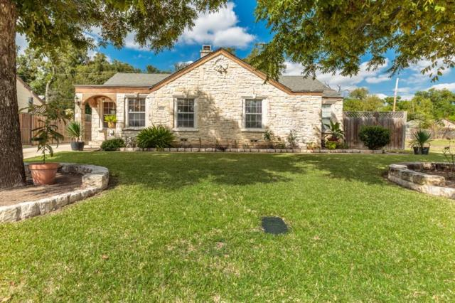 2812 Wingate Street, Fort Worth, TX 76107 (MLS #13717779) :: Baldree Home Team