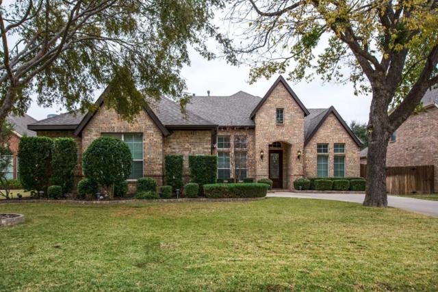 806 Shady Meadow Drive, Highland Village, TX 75077 (MLS #13717966) :: RE/MAX Elite