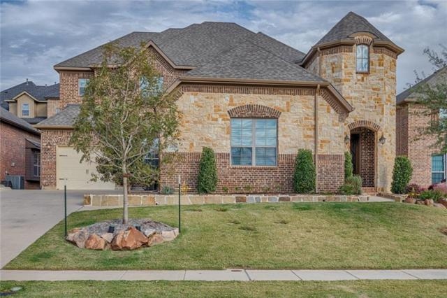 2818 Spring Hollow Court, Highland Village, TX 75077 (MLS #13717978) :: MLux Properties