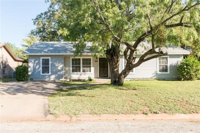 3242 Melinda Lane, Abilene, TX 79603 (MLS #13717999) :: Team Hodnett