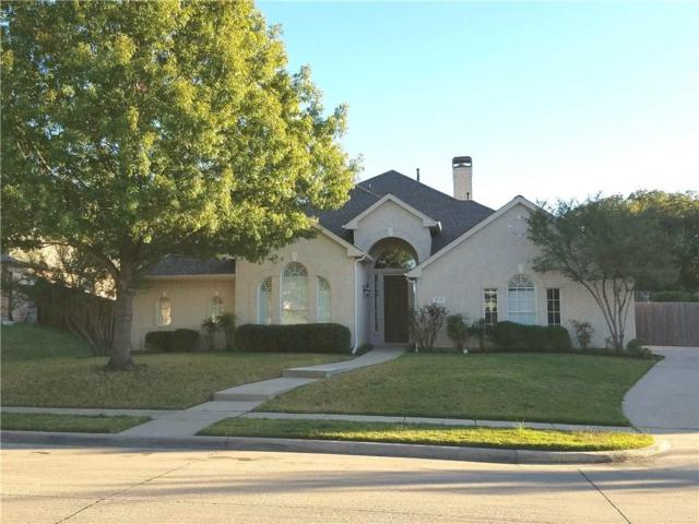 316 Oregon Trail, Argyle, TX 76226 (MLS #13718451) :: The Real Estate Station