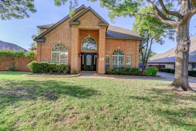 602 Brookhollow Drive, Colleyville, TX 76034 (MLS #13718803) :: The Mitchell Group