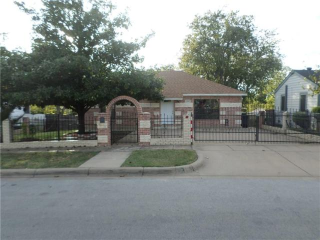 3205 Hale Avenue, Fort Worth, TX 76106 (MLS #13718930) :: Team Hodnett