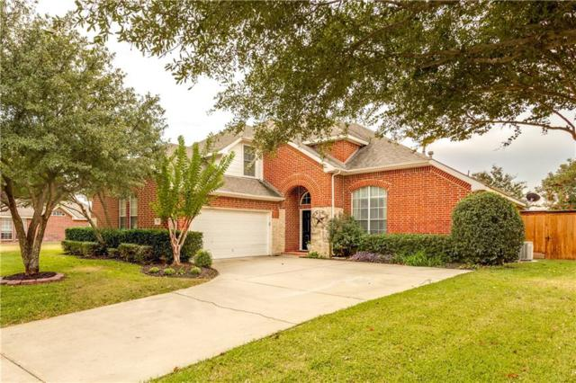 35 Creekside Drive, Trophy Club, TX 76262 (MLS #13719127) :: The Mitchell Group