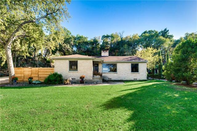 1202 Kessler Parkway, Dallas, TX 75208 (MLS #13719400) :: Real Estate By Design