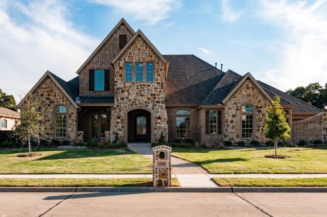 1500 Hawthorne Lane, Keller, TX 76262 (MLS #13719529) :: Team Hodnett