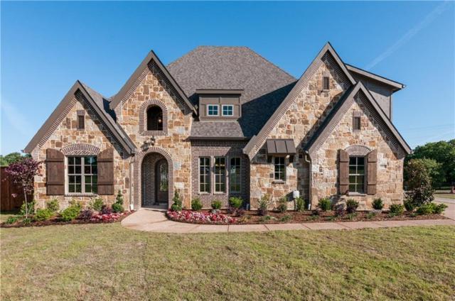 1519 Hawthorne Lane, Keller, TX 76262 (MLS #13719542) :: Team Hodnett