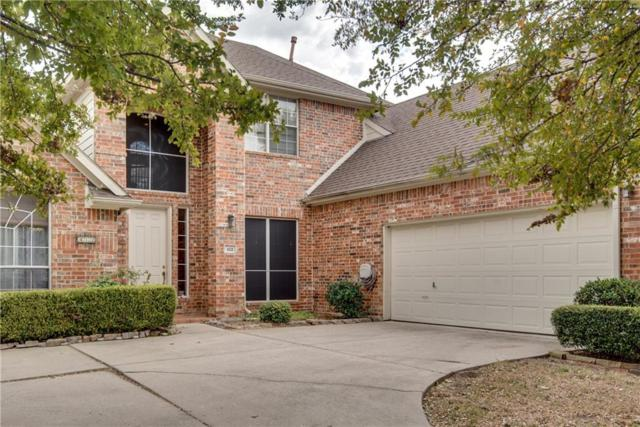 412 Parkview Drive, Trophy Club, TX 76262 (MLS #13720310) :: The Mitchell Group