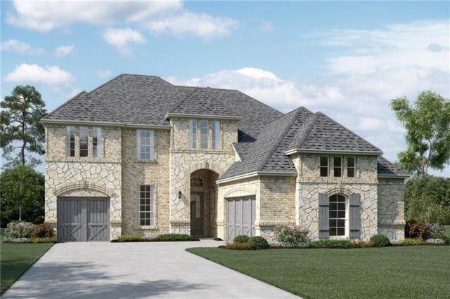 10767 Ferdinand View, Frisco, TX 75035 (MLS #13720346) :: Team Hodnett