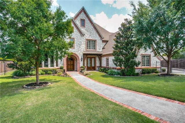 505 Liberty Court, Colleyville, TX 76034 (MLS #13720504) :: The Mitchell Group