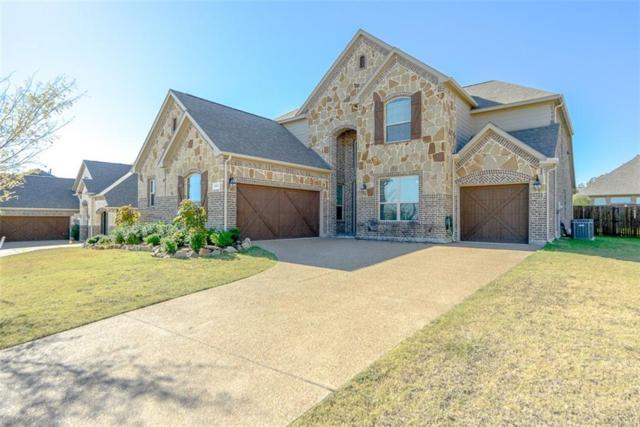 9702 Clubhouse Circle, Rowlett, TX 75089 (MLS #13720510) :: Team Hodnett