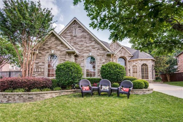 2404 Creekwood Court, Keller, TX 76248 (MLS #13720682) :: The Mitchell Group