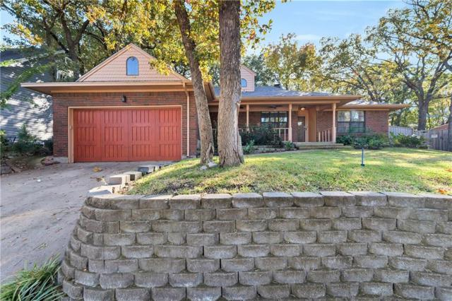 2161 Steeplewood Drive, Grapevine, TX 76051 (MLS #13720734) :: The Mitchell Group
