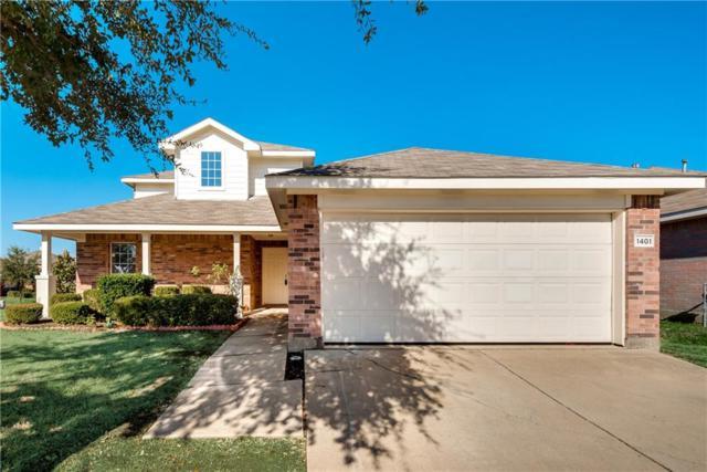 1401 Fairfield Drive, Forney, TX 75126 (MLS #13720785) :: Team Hodnett