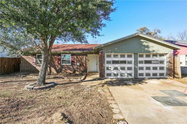 1107 Dora Street, Bedford, TX 76022 (MLS #13720794) :: The Mitchell Group