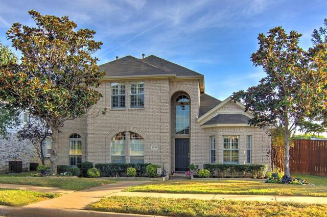 2664 Waterford Way, Carrollton, TX 75006 (MLS #13720917) :: The Mitchell Group