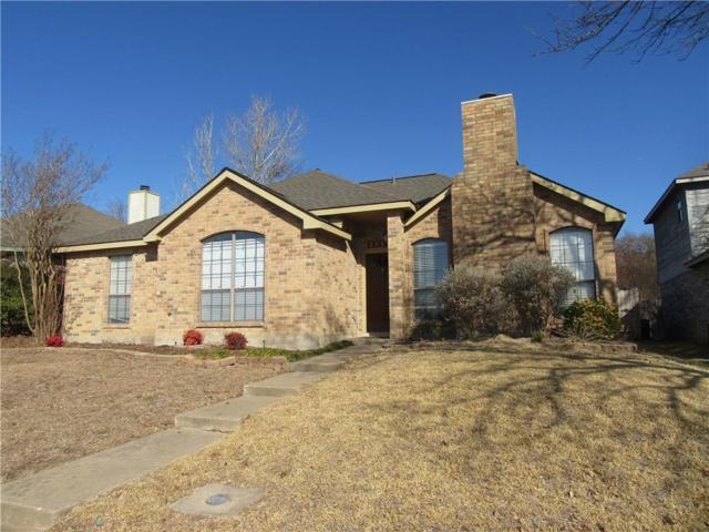 2340 N Ridge Road, Mckinney, TX 75070 (MLS #13721571) :: The Cheney Group