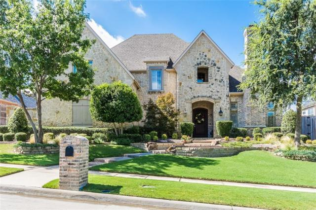6640 Woodland Hills Lane, Plano, TX 75024 (MLS #13722096) :: Team Hodnett