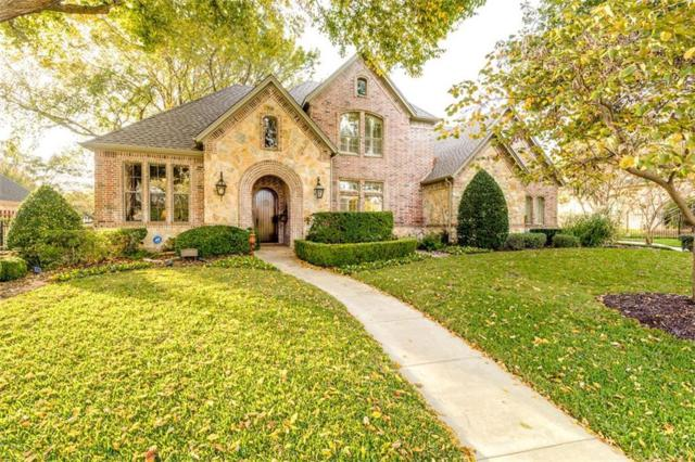6418 Champion Way, Colleyville, TX 76034 (MLS #13722111) :: The Mitchell Group