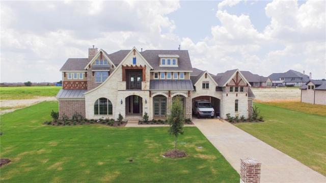 5207 Middleton Drive, Parker, TX 75002 (MLS #13722150) :: RE/MAX Town & Country