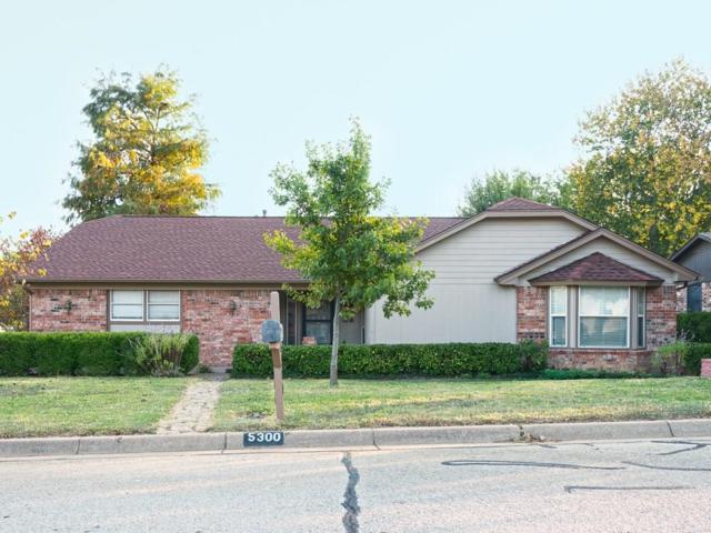 5300 Atlantis Terrace, Arlington, TX 76016 (MLS #13722441) :: The FIRE Group at Keller Williams
