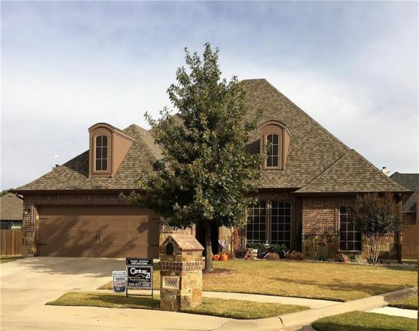 3000 Treasure View Drive, Decatur, TX 76234 (MLS #13722758) :: Team Hodnett