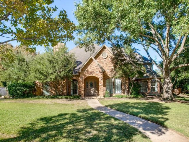 570 Love Henry Court, Southlake, TX 76092 (MLS #13722947) :: The Mitchell Group