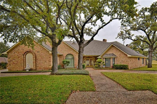 1115 Country Club Court, Mansfield, TX 76063 (MLS #13723615) :: The FIRE Group at Keller Williams