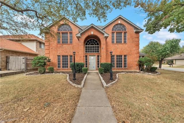 1706 Altacrest Drive, Grapevine, TX 76051 (MLS #13723963) :: The Mitchell Group