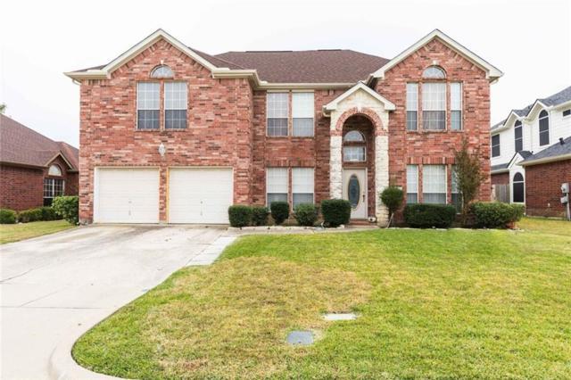 1512 Kendal Drive, Mansfield, TX 76063 (MLS #13724132) :: The Marriott Group