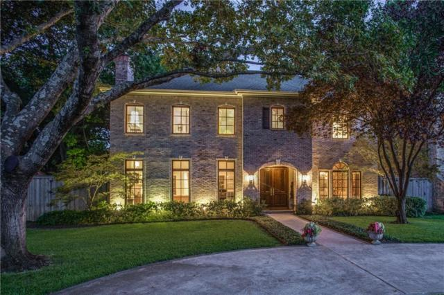 3225 Marquette Street, University Park, TX 75225 (MLS #13724226) :: Robbins Real Estate Group