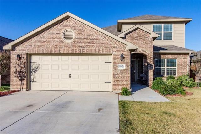 7029 Mohegan Drive, Fort Worth, TX 76179 (MLS #13724399) :: Team Hodnett