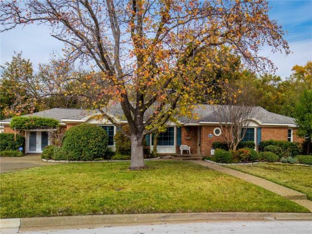 6408 Kirkwood Road, Fort Worth, TX 76116 (MLS #13724474) :: The Mitchell Group