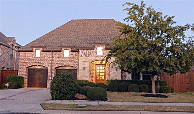 11560 Penick Way, Frisco, TX 75033 (MLS #13724656) :: The Cheney Group