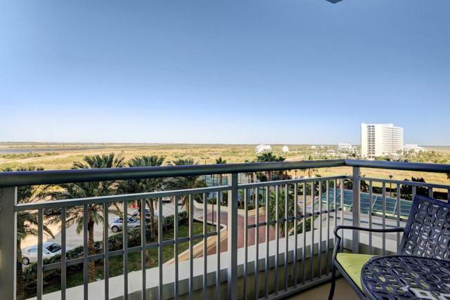 801 E Beach Drive Tw0400, Galveston, TX 77550 (MLS #13724707) :: Baldree Home Team