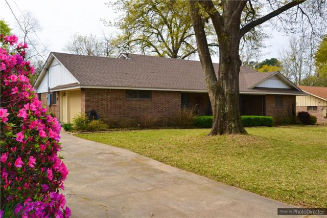 306 Dellwood, Mount Pleasant, TX 75455 (MLS #13724980) :: Team Hodnett