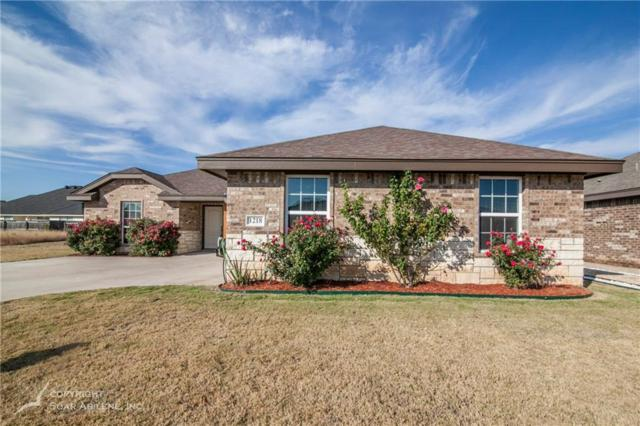 1218 Briar Cliff Path, Abilene, TX 79602 (MLS #13725072) :: Team Hodnett