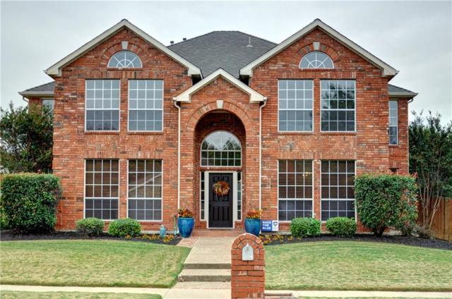 1504 Hunter Court, Keller, TX 76248 (MLS #13725183) :: The Mitchell Group